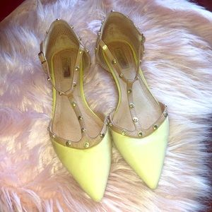 Halogen studded shoes